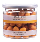 Peanuts Hot Chili 90G B